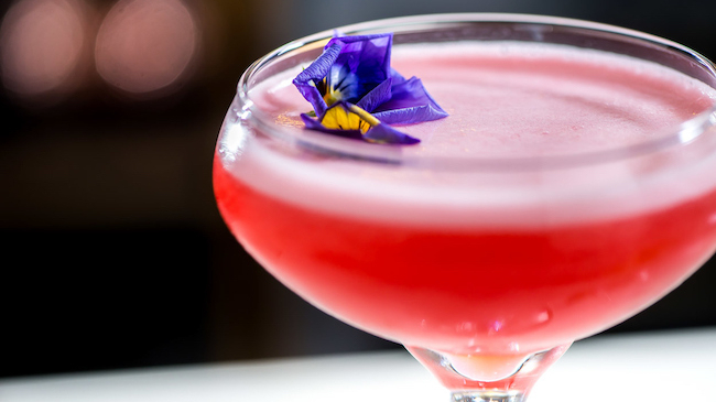 Clover club at The Coombe Cellars