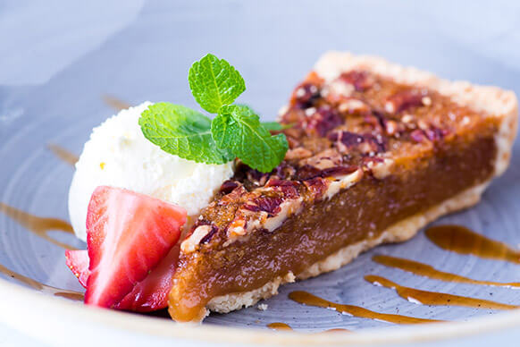 Desserts at The Coombe Cellars this Father's Day