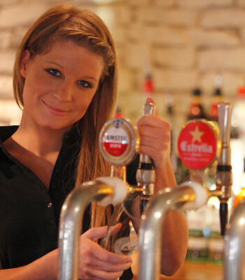 Bar jobs at The Coombe Cellars