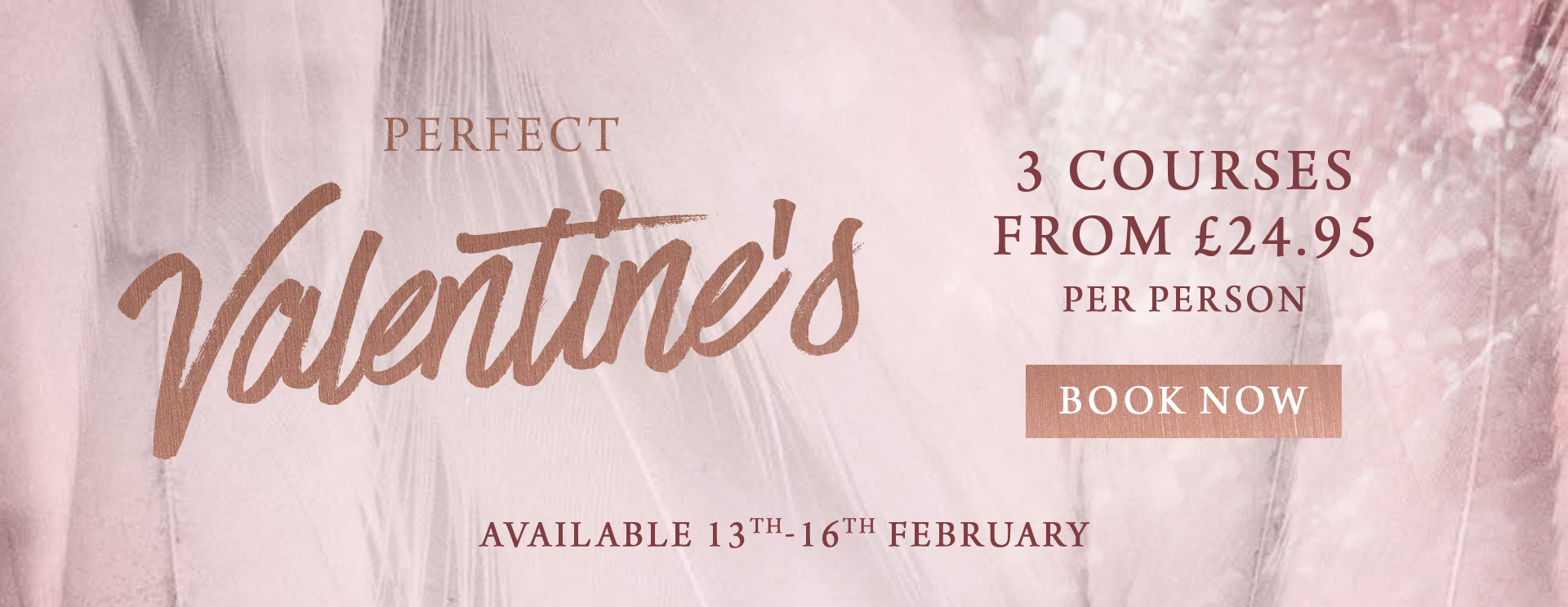 Valentines at The Coombe Cellars
